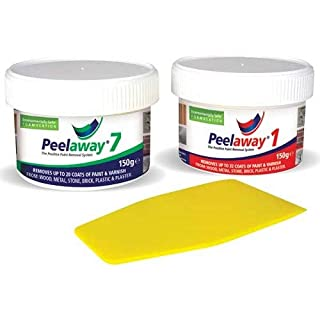 PEEL AWAY POULTICE PAINT REMOVER TRIAL PACK 1 & 7