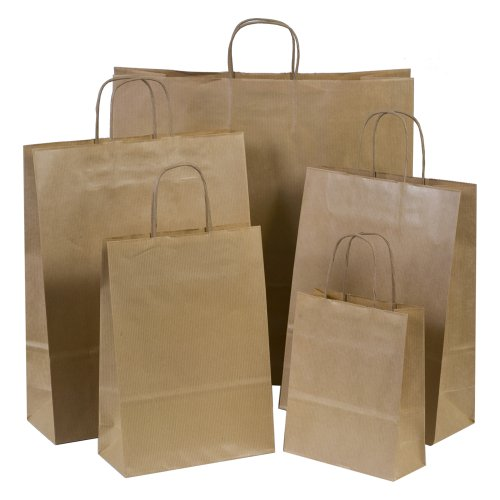 10x-brown-paper-gift-bags-with-twisted-handles-18cm-x-22cm-x-8cm-by-paper-bags