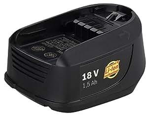 Bosch Professional 2607336208 Akku 18V Li-Ion 1,5Ah Einschubakku