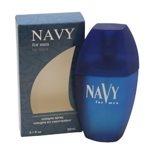 Navy Cologne Spray (Navy 3.30 ml Cologne Spray for Men)