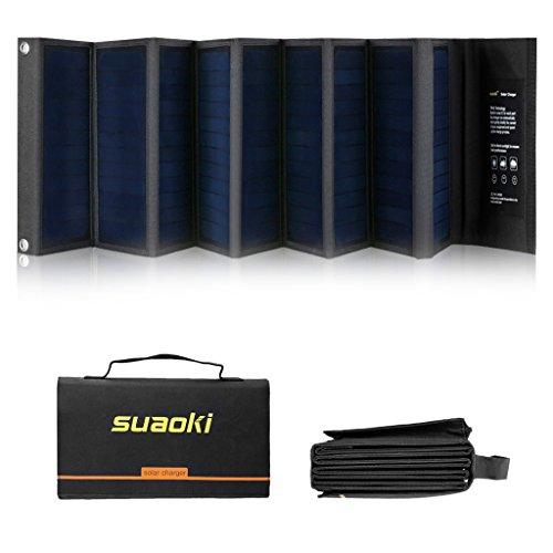 Cargador solar Suaoki 60W