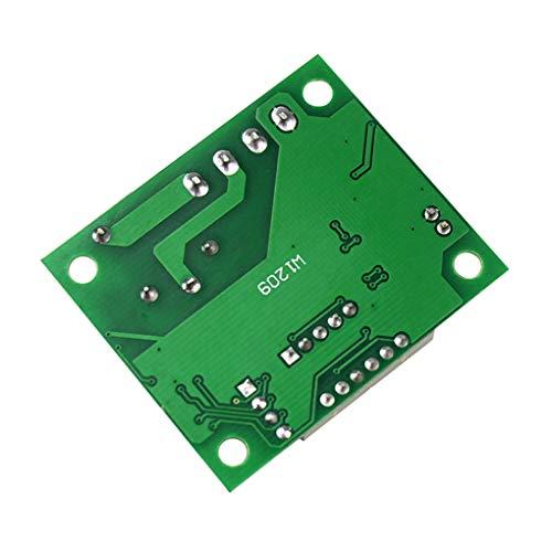 Ben-gi -50-110 ° C Red W1209 Digital-Thermostat Temperaturregelung Schalter Sensor 12V Temperaturregler Thermometer -