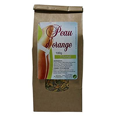 Tisane Peau d'orange 100% naturelle Combat la cellulite