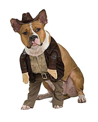 Indiana Jones Dog Costume