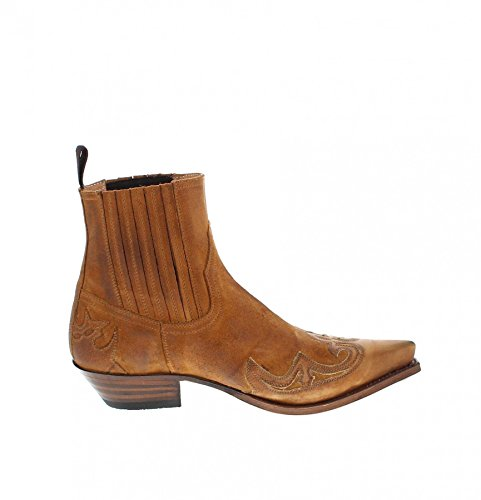 Sendra Boots , Bottes et bottines cowboy homme 023 Lavado Camello