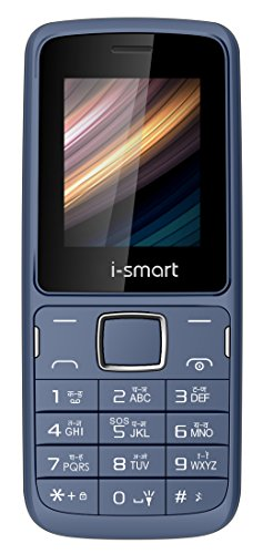 I-Smart-100-Pro-Blue-DualSim-Basic MobilePhone-(dualsim-mobile) offer