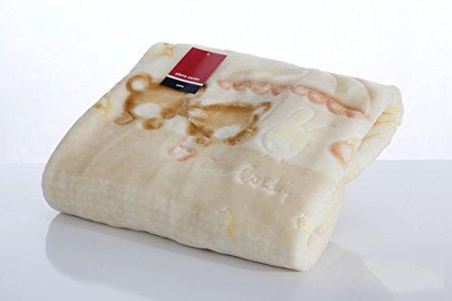 80x110-beige-kuscheldecke-pierre-cardin-teddys-barchen-baby-acryl-acryldecke-kinderkuscheldecke-schm