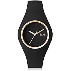 Ladies Ice-Watch Ice-Glam Watch ICE.GL.BK.U.S.13
