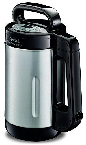 Tefal Bl542840 My Daily Soup and Smoothie Maker Stainless Steel Black
