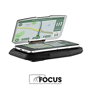 Smartphone Powered Heads Up Navigation - Download our Application
