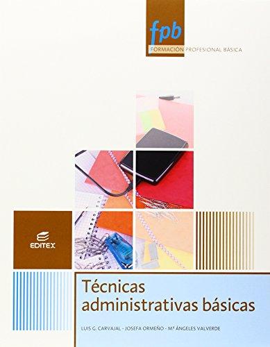 Técnicas administrativas básicas (Formación Profesional Básica)