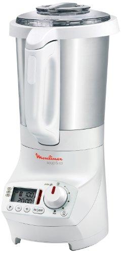 Moulinex LM9011B1 Soup&Co Blender Chauffant Blanc 1,8 L