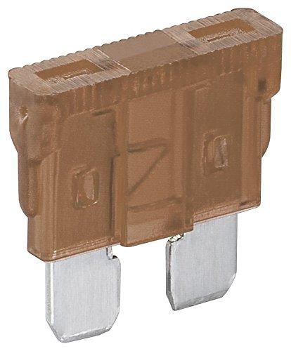 Fixpoint 20381 Kfz-Sicherungssortiment, 7.5 A, Braun (6-er pack) - Pack 7.5