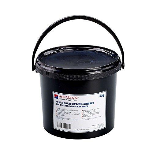 Montagepaste Reifen schwarz 5kg | Reifenmontagepaste schwarz | Reifenmontage Werkzeug Reifenmontage + Reifendemontage