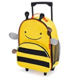 Zoo friends roll along for travel fun. Little kids will love rolling through the airport or to Grandma's with their own Zoo luggage. Sized perfectly for carry-ons and overnight trips, Zoo luggage is sturdy enough for everyday use or distant j...
