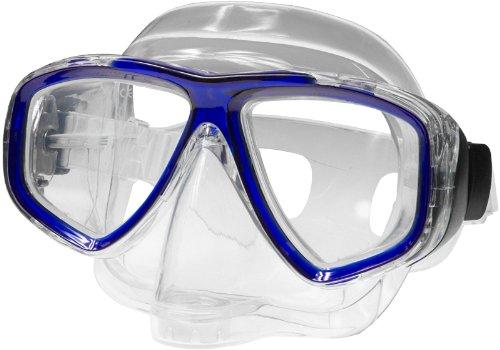 Aqua-Speed - OPTIC - Tauchermaske / Tauchbrille mit EASY-ADJUST System