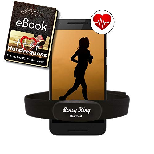 Heartbeat 2 Bluetooth & ANT+ Gratis eBook - Garmin Wahoo Polar RUNTASTIC STRAVA ENDOMONDO Fitnessgeräte Sportuhren TomTom Apple iPhone Android Brustgurt Herzfrequenzmesser HRM Sensor