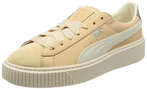 Puma Platform Up Femme Baskets Mode Naturel