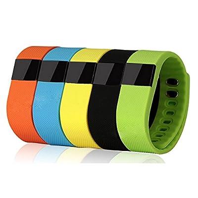 Chinatera TW64 Bluetooth Smart LED Watch Armband Sport Pedometer
