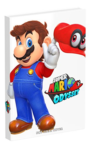 Guide de Jeu Super Mario Odyssey Edition Collector VF