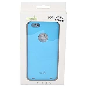 Sanchar Bumper 5g/5s/5 Back Case - Blue Color