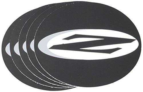 Zipp Brush (Zipp Ventilkappen-Aufkleber 5 Stück, Z Logo Gr.)