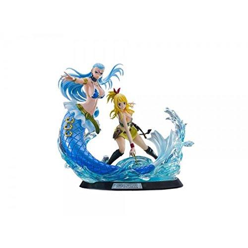 Tsume - Figurine Tsume Fairy Tail - Lucy Heartfilia et Aquarius Edition Limitée - 5453003570202