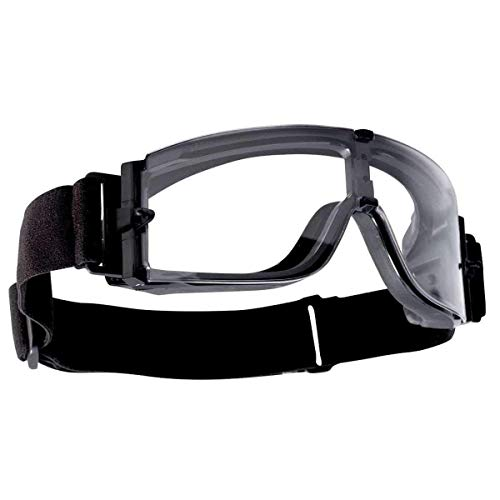 Bolle X800I, nylon respirant noir.