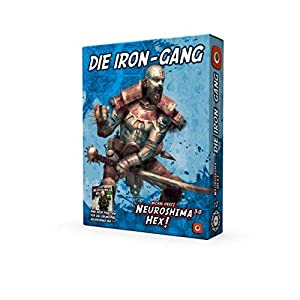 Portal Games 1008 Neuroshima Hex 3.0 - Juego de Mesa Importado de Alemania