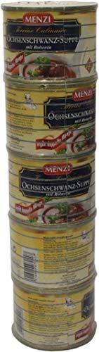 Ravensberger Ochsenschwanz-Suppe 200ml 5er Pack