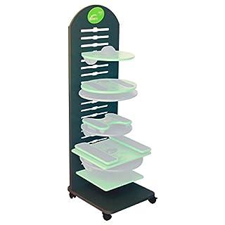 MFT Geräteständer für bis zu 10 Discs, 50x56x160 cm