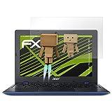 atFolix Displayschutz für Acer Chromebook 11 (CB311-8H) Spiegelfolie - FX-Mirror Folie mit Spiegeleffekt