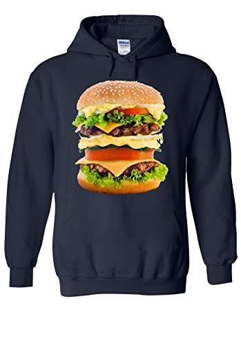burger-food-hungry-novelty-navy-men-women-damen-herren-unisex-hoodie-kapuzenpullover-verschiedene-fa