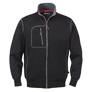 ACODE Herren Sweatshirt 1747 | Größe: 56/58 (XL) | Schwarz