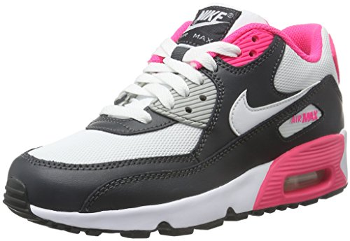 Nike-Air-Max-90-Mesh-GS-Chaussures-de-Sport-Fille