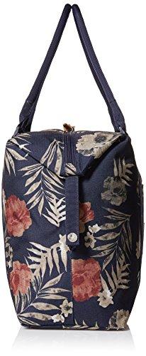 Herschel Supply Co. Strand Duffle Bag, Eclipse Crosshatch (schwarz) - 10022-01335-OS dunkelblau (peacoat floria)
