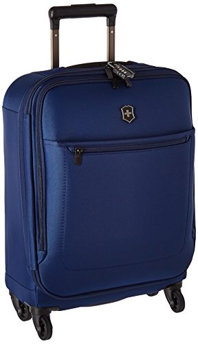 victorinox-avolve-30-global-expandable-carry-on-spinner-bagage-cabine-mixte-adulte-bleu-bleu-601400