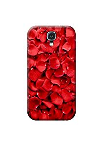 Samsung S4 Cover Premium Quality Designer Printed 3D Lightweight Slim Matte Finish Hard Case Back Cover for Samsung Galaxy S4 by Tamah