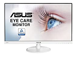 Asus Vc239he-w 23-inch Led Monitor - White