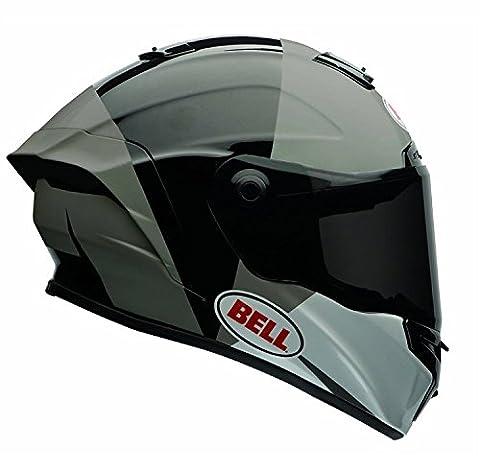 Bell Helmets Street 2017 Star Adult Helmet, Spectre Black/Silver, Size XL