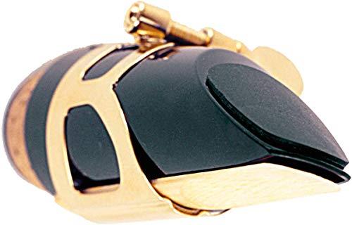 B G Bissplättchen/Bissgummi A10L schwarz, groß, 6er Pack