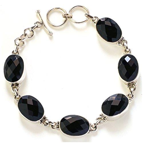 stargems-natural-black-onyx-925-sterling-silver-bracelet-74-79