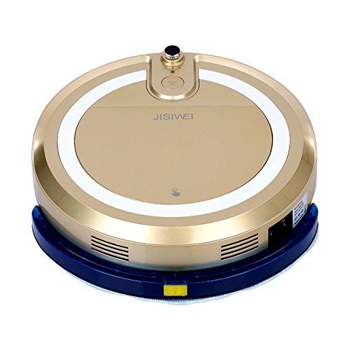 JISIWEI I3 Aspirapolvere Robot (Microfibra Cleaner Dust