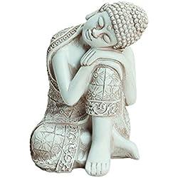 Figura de Buda durmiendo 6x 6x 9cm