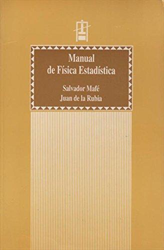 Manual de Física Estadística