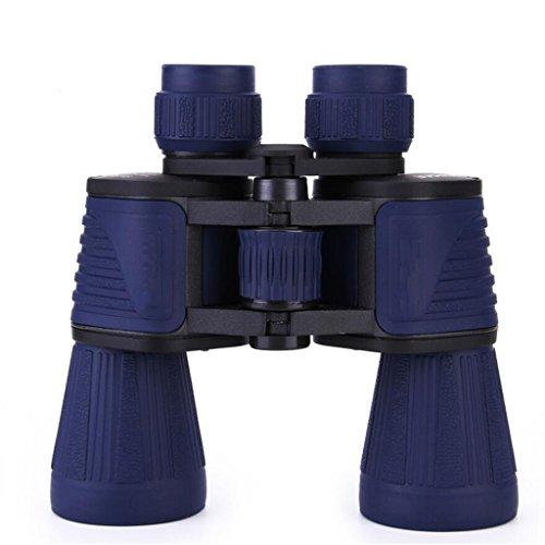 YYHSND Binoculares De Enfoque Rápido 10x50 Telescopio