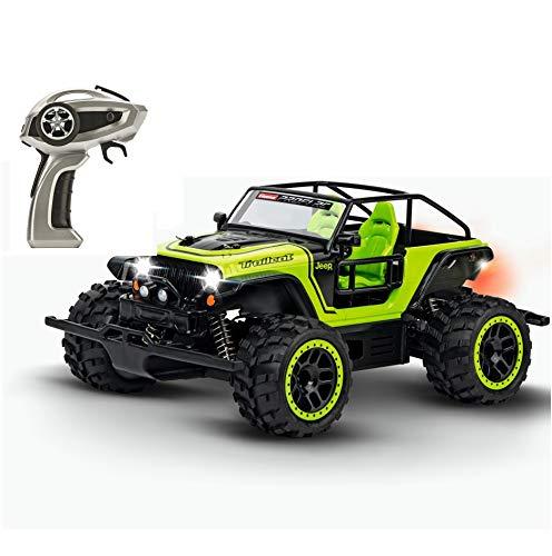 Carrera RC Profi - Jeep[R] Trailcat -PX