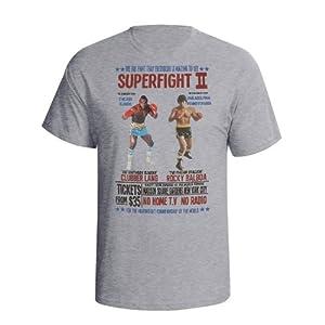 Balboa V Lang Mens Boxing Movie Inspired t shirt
