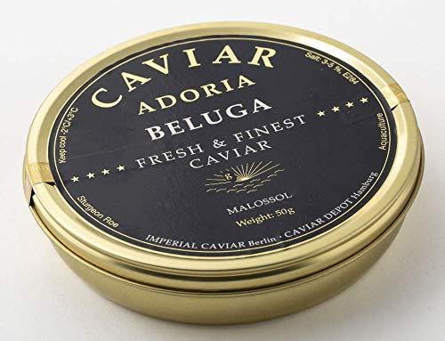 Adoria - caviale beluga - premium caviar selection - 50 gr