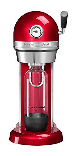 KitchenAid ARTISAN 5KSS1121CA/2 Trinkwassersprudler Liebesapfel-Rot